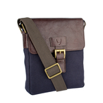 Bedouin 03 Crossbody Canvas,  navy blue
