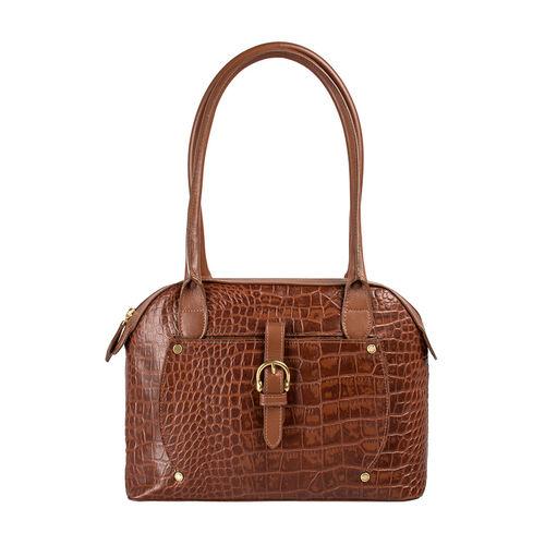 Mercury 01 Sb Women s Handbag Croco,  tan