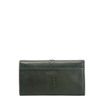 Sebbie W1 (Rfid) Women s Wallet, Regular,  emerald green