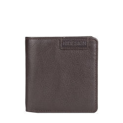 URANUS W3 SB (Rf) Men's wallet,  brown