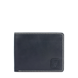 490-01 Sb Men's Wallet, Camel Melbourne Ranch,  black