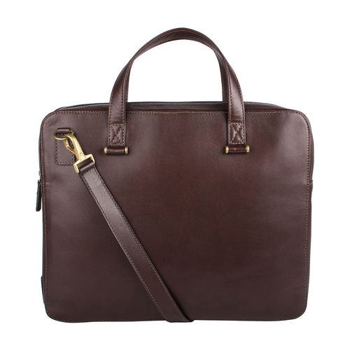 Scaffell Pike 01 Laptop bag,  brown