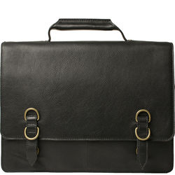 Neil Briefcase, regular,  black
