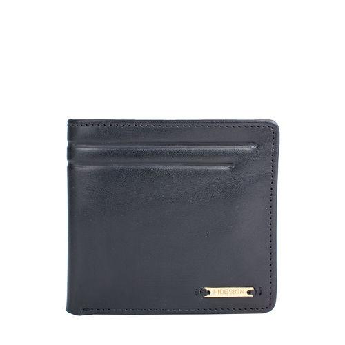 284-010F (Rf) Men s wallet,  black