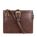 DESERT WIND 02 WOMENS HANDBAG MELBOURNE RANCH,  brown