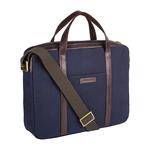 Borjigin 01 Laptop bag,  navy blue