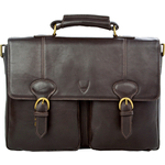 Parker 02 Briefcase,  brown, regular