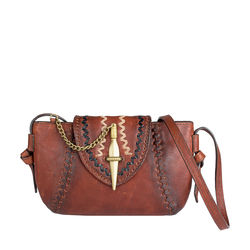 Swala 04 Women's Handbag, Kalahari Mel Ranch,  brown
