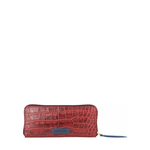 Jupiter W2 Sb (Rfid) Women s Wallet, Croco Melbourne Ranch,  red