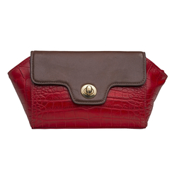 Sb Atria 04 Women's Wallet Baby Croco,  red