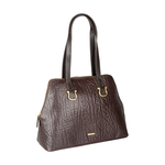 Cera 02 Women s Handbag, Elephant Melbourne Ranch,  brown