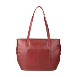 Liscio 01 Handbag,  red