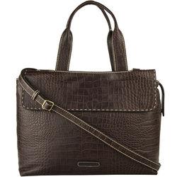 Whb 001 Women's Handbag, Cow,  brown