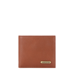 017SC (RFID) MEN'S WALLET PRINTED REGULAR,  tan