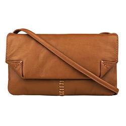 Stitch 01 Sling bag, roma,  tan