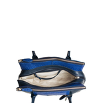 Danny 01 Women s Handbag, Ranch Snake,  midnight blue