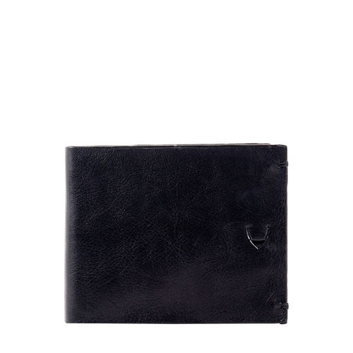 261 2021s(Rfid) Mens Wallet, Regular,  black