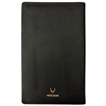 Love Pray Laugh Notebook,  black