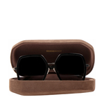 SICILY SUNGLASSES, UV POLARISED,  black