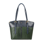 Virgo 01 Sb Women s Handbag Snake,  emerald green