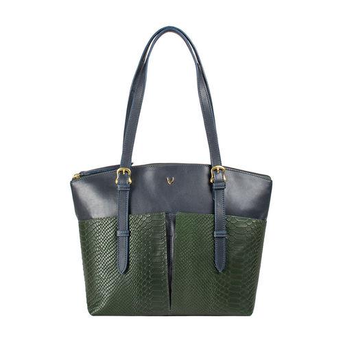 Virgo 01 Sb Women s Handbag Snake,  emerald green