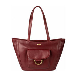 Chestnut 03 E. I Handbag,  red
