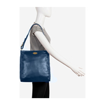 RHUBARB 01 WOMENS HANDBAG EI SHEEP,  midnight blue
