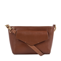 Hidesign x Kalki Evolve 02 Women's Handbag, Dakota Mel Ranch,  tan