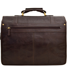 Andre 4215 Briefcase, regular,  brown