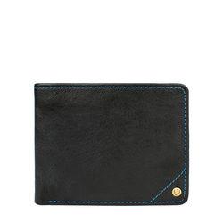 Asw001 Men's wallet, regular,  black