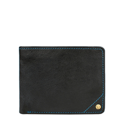 Asw001 Men's Wallet, Regular,  black