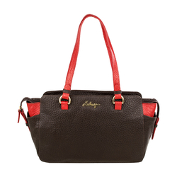 Sb Olivia 01 Women's Handbag Pebble Snake,  brown