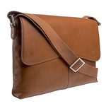 Melrose Place 03 Men s Messanger Bag, Regular,  tan