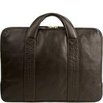 Laptop Sleeve 17b Men s Laptop Bag, Regular,  brown