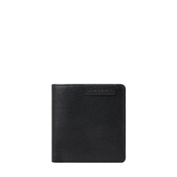 URANUS W3 SB(RF) MEN'S WALLET MANHATTAN,  black