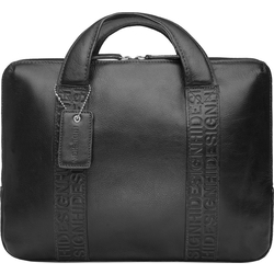Laptop Sleeve 13s Men's Laptop Bag, Regular,  black