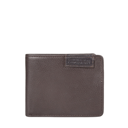 URANUS W2 SB (Rf) Men's wallet,  brown