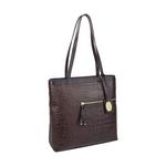 Tokyo 01 Sb Women s Handbag, Croco Melbourne Ranch,  brown