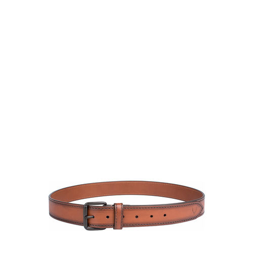 Denzel Men s Belt, Soho, 42,  tan
