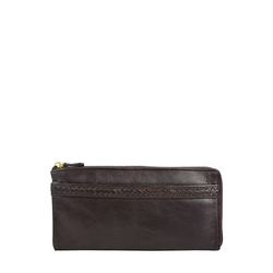 Mina W4 Women's Wallet, Roma Melbourne Ranch,  brown, roma