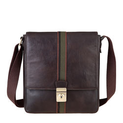 Marley 02 Men's Cross Body, Regular,  brown