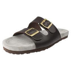 Tom Men's Shoes, Dakota Brown Split Suede Grey, 10,  brown