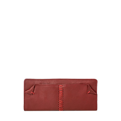 Stitch W1 (Rfid) Women s Wallet, Roma Melbourne Ranch,  red