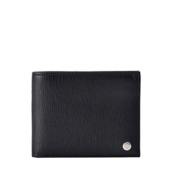 EE SIRIUS W1 RF MENS WALLET MANHATTAN,  black