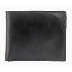 L107 Men's wallet,  black