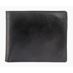 L107 N (Rfid) Men's Wallet Ranch,  black