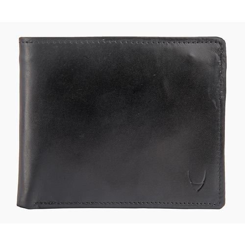 L107 Men s wallet,  black