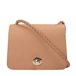 Charlyne 01 Women's Handbag, Dakota,  nude
