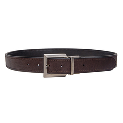 ALDO MENS BELT SOWETO,  brown, 38-40