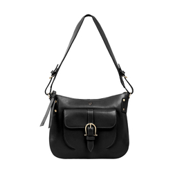 AL CAPONE 02 WOMEN'S HANDBAG SOHO,  black